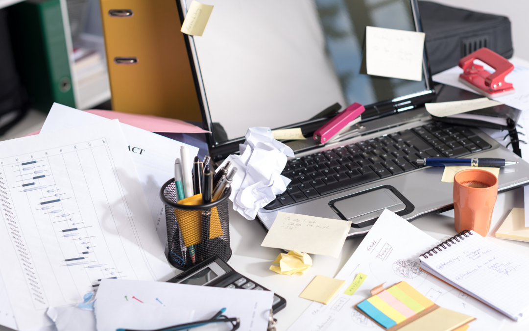 Less Clutter Creates More Productivity