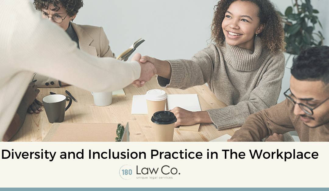Employment Discrimination, Diversity & Inclusion