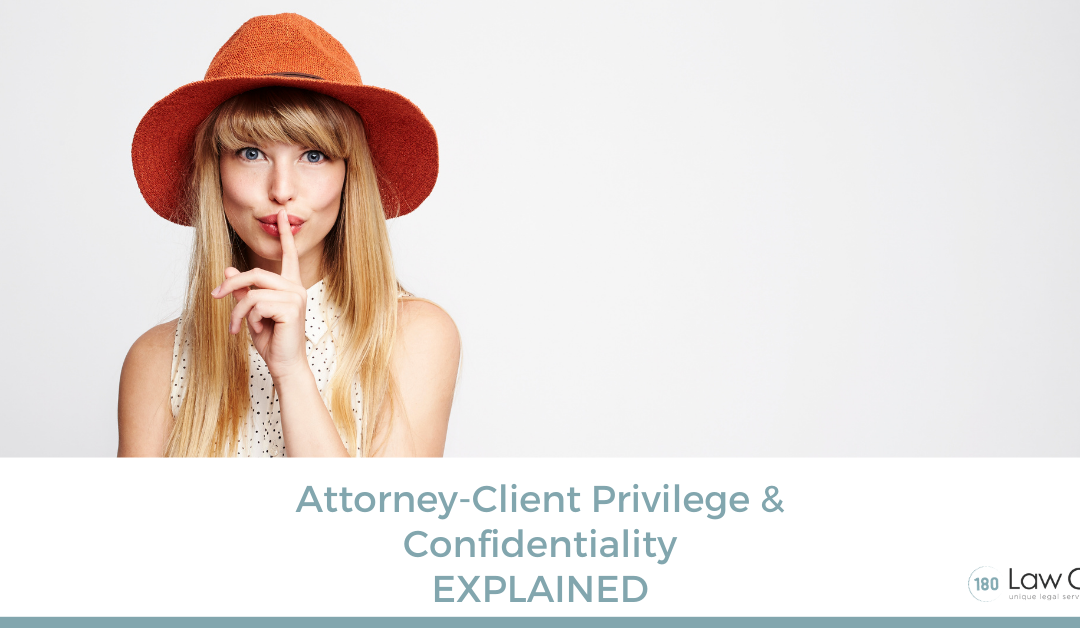 Attorney Client Privilege and Confidentiality Explained