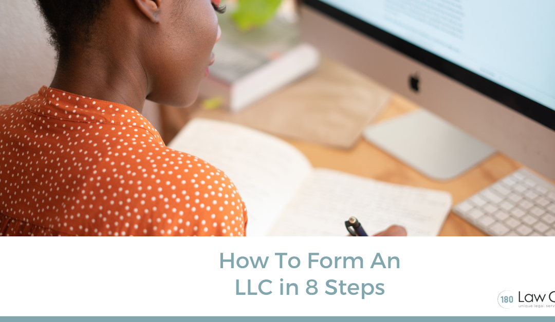 How To Form an LLC in 8 Steps