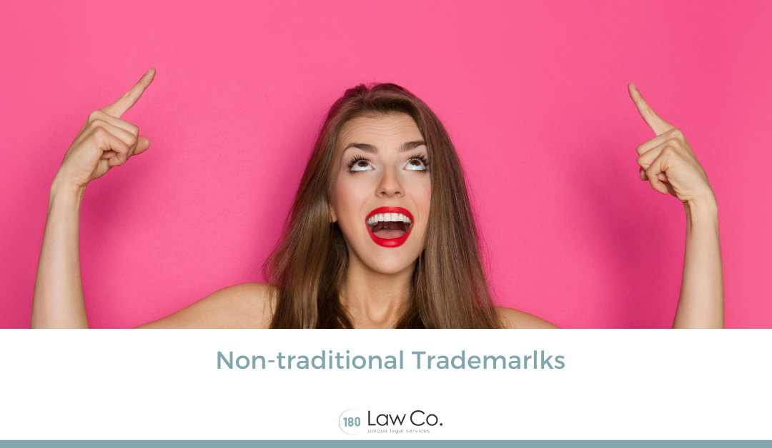 Non-Traditional Trademarks
