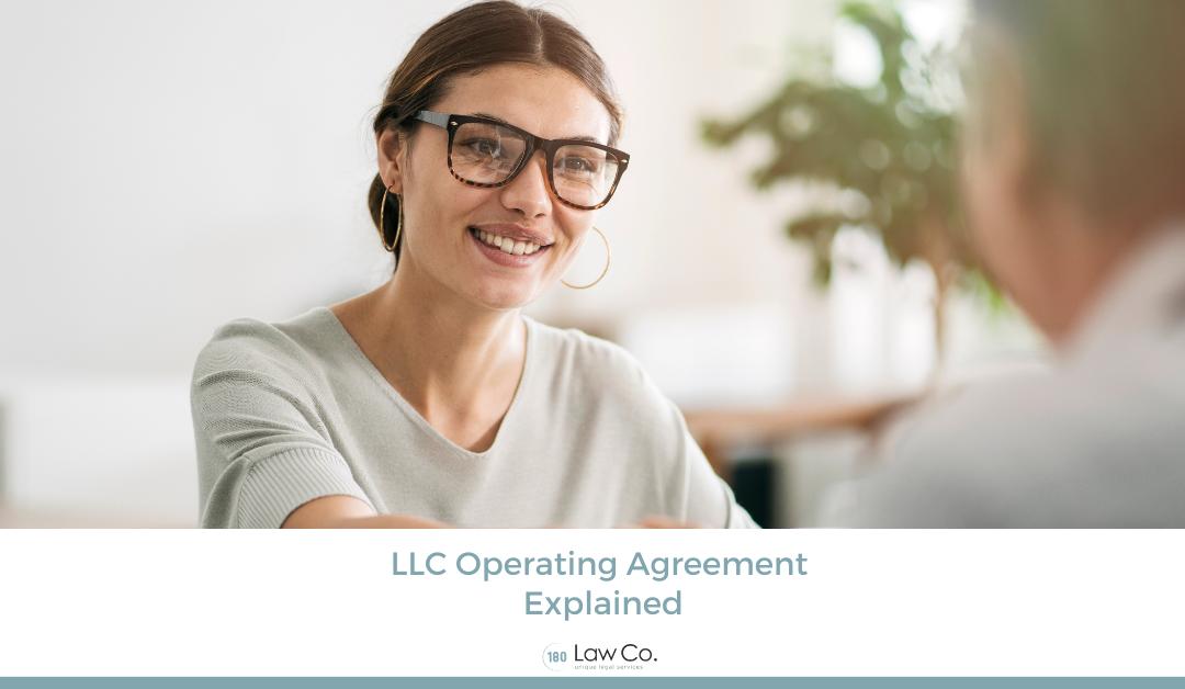 LLC Operating Agreement Explained