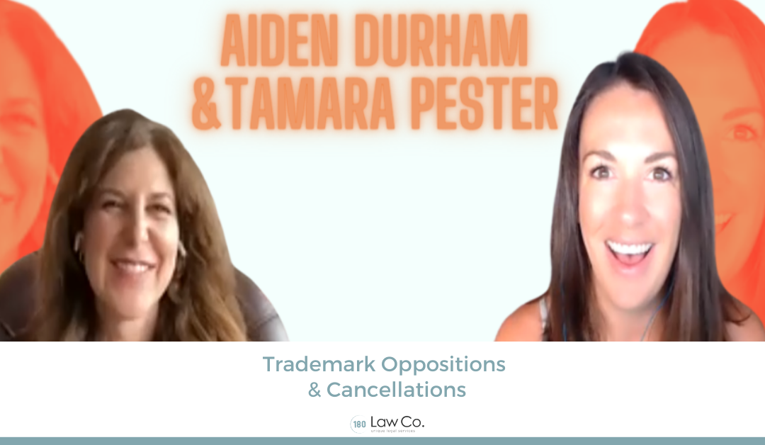 Trademark Cancellations and Oppositions