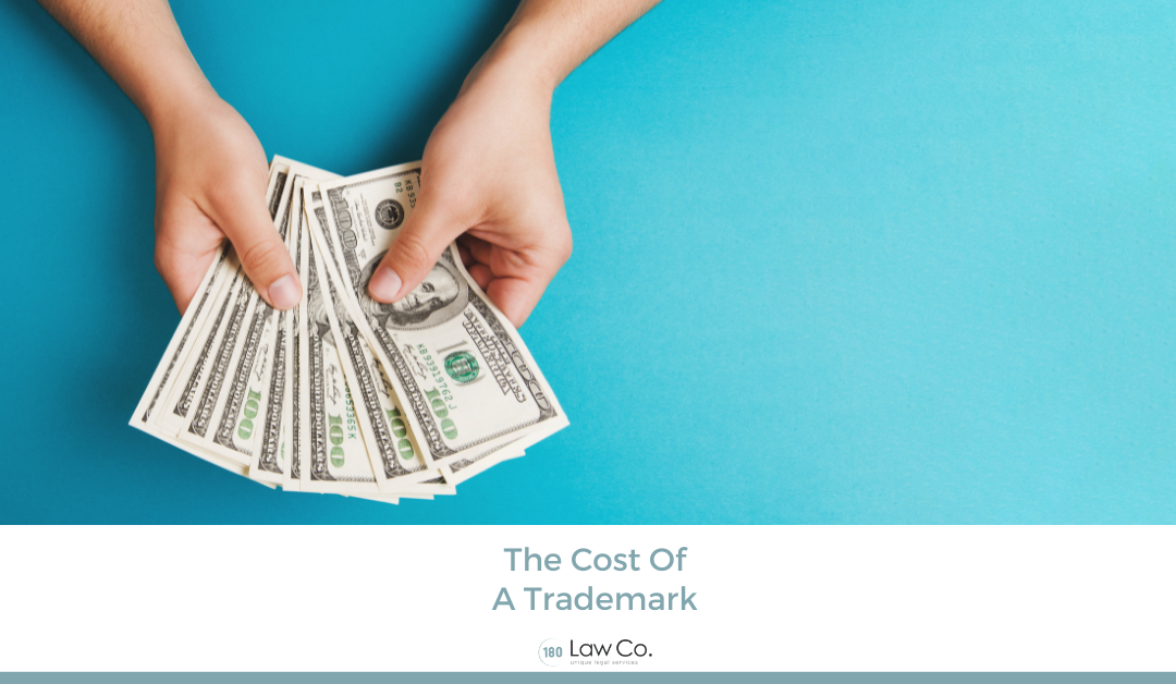 How Much Does It Cost to Trademark a Name or Logo?